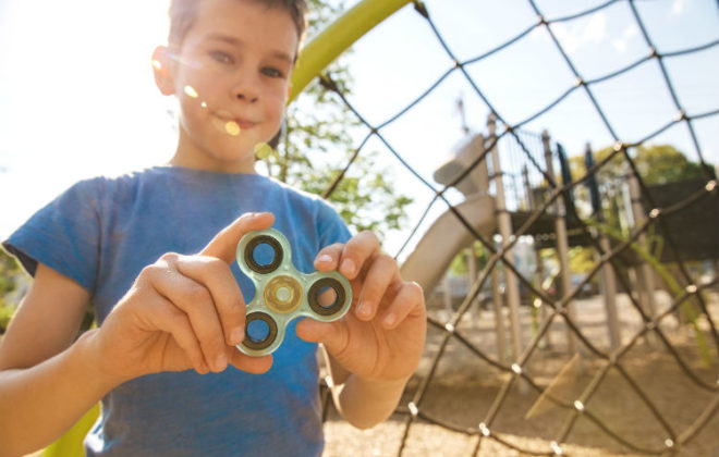 Is the Fidget Spinner a metaphor for Corporate Earnings Expectations