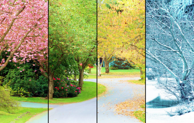 Home maintenance in every season is an important part of being a homeowner.