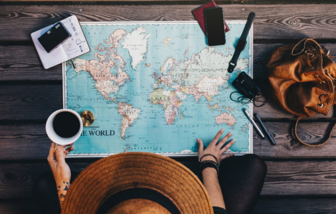Use these Seven Travel Tips for Protecting Your Finances before travelling