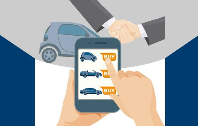 guide buying cars online